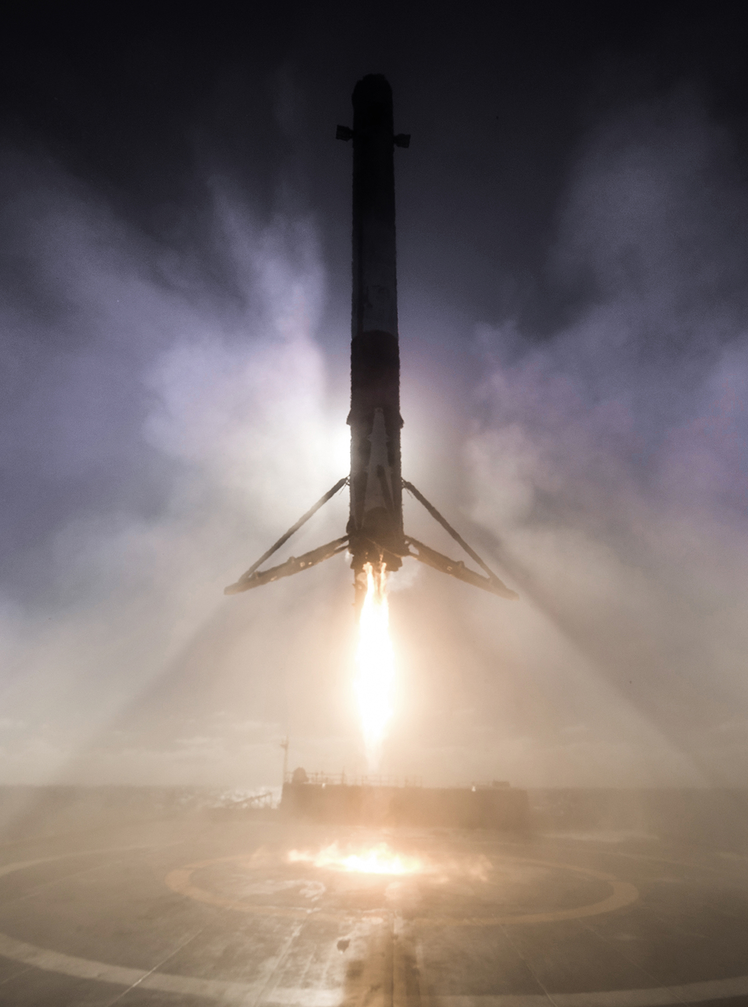 SpaceX Neuro 08